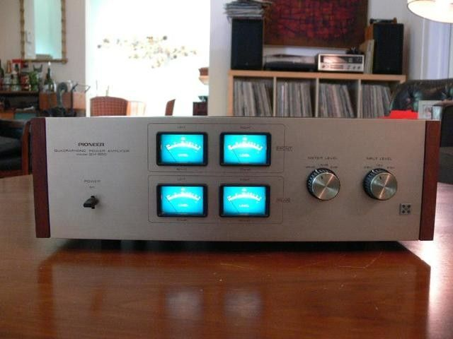 Vintage Audio Love PIONEER QM-800   .....................................Please save this pin.   ............................................................. Click on the following link!.. http://www.ebay.com/usr/prestige_online