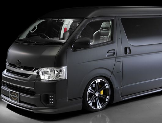 TOYOTA HIACE H200series type4 / WIDE