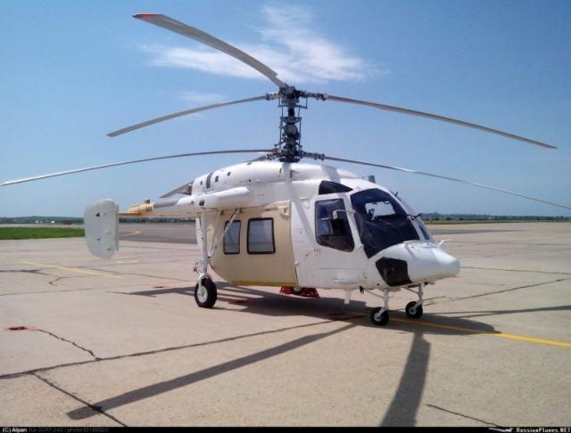 Береговая охрана закупит вертолёты Ка-226Т. ФСБ РФ в лице ФГКУ «Войсковая часть 55056» разместило тендер на закупку 6-ти Ка-226Т, которые будут использоваться в качестве палубных вертолётов на сторожевых кораблях проекта 22460, сообщает блог bmpd. В качестве базовой модел