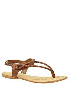 Sacha leren sandalen? Bestel nu bij wehkamp.nl