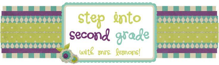Step into second grade