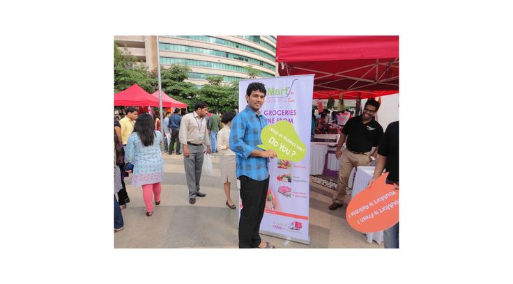 Within a short period of its inception, YouMart has steadily grown into a well-known online grocery store in Bengaluru. This Christmas Carnival Event had drawn huge crowds and were interested in the service and product offered by YouMart. If you are also keen in buying groceries online, then visit www dot youmart dot in now.