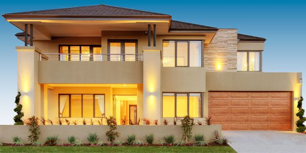 Front Elevation Australia : Best images about display homes western australia on