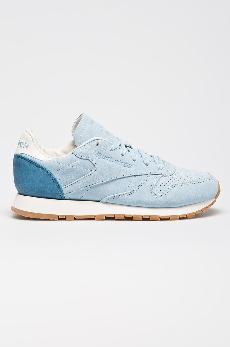 Sportowe i lifestyle Lifestyle  - Reebok - Buty CL LTHR Bread & Butter