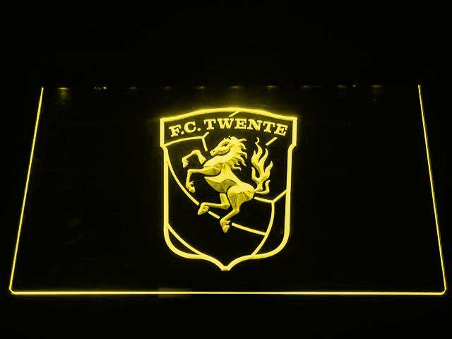 FC Twente LED Neon Sign