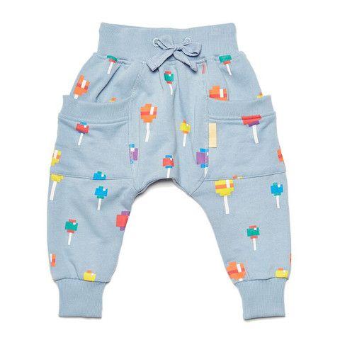Lollipops Harem Pants – I AM YOUNG