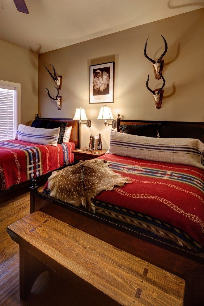 Southwestern Bedroom Decor | Bedroom decor, Southwestern ...