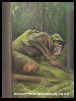 Forrest Troll by FredrikEriksson1