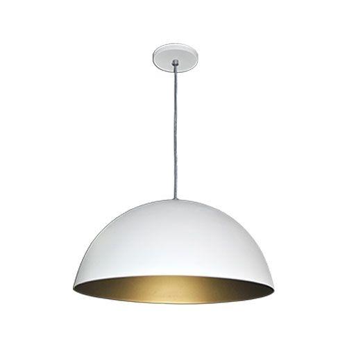 Pendente Kubba em alumínio com Várias Opções de cores e Tamanhos - For - R$ 170,11