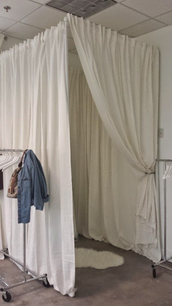 Monet Masters —Masters of Design » PVC Piping = DIY Dressing Room