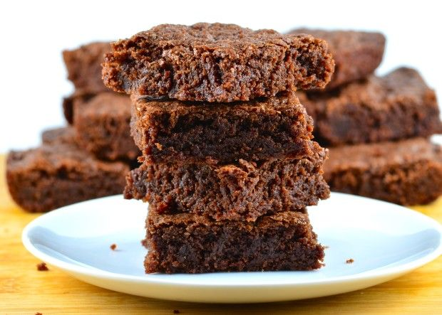 Make and share this Betty Crocker Fudge Brownies Homemade recipe from Food.com.