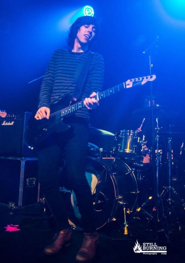 Van Mccann ~ Catfish and The Bottlemen