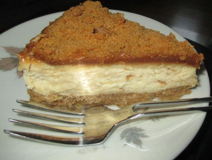 FOODSTUFF FINDS: Lotus Caramelised Biscoff Cheesecake (English Cheesecake Company)