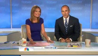 Savannah Guthrie Introduced as Today Show Anchor