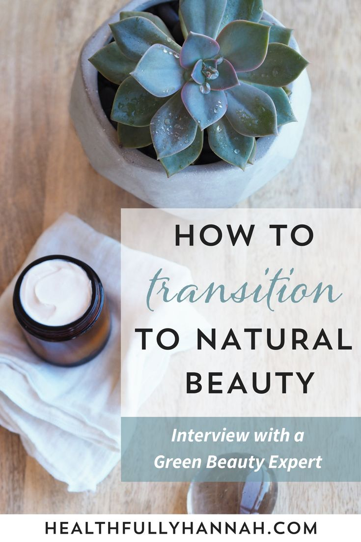 If you wouldn't eat it, don't put it on your skin. Great article for how to start an all natural beauty routine!
