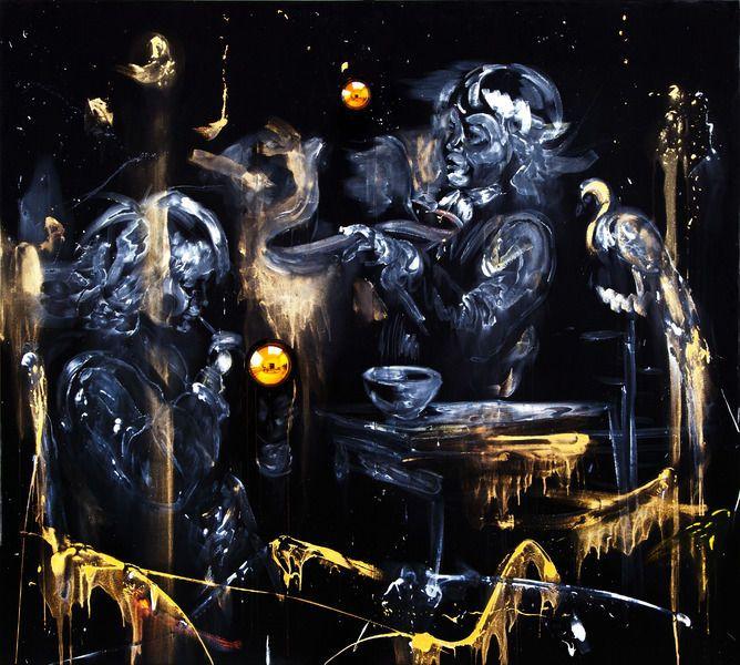 OBR: Malířská skupina zvládla třecí plochy, ale po 8 letech se rozpouští   Výtvarné umění