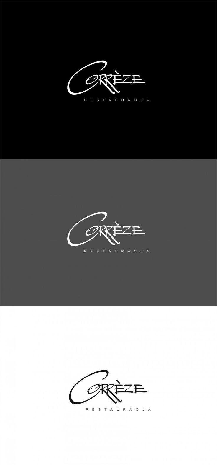 Praca nr 333735 w konkursie Logo dla restauracji Corrèze | Corton.pl