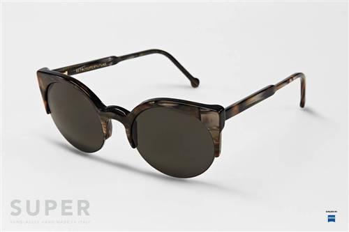Super Lucia - Shell #retrosuperfuture #supersunglasses #sunglasses #supertr