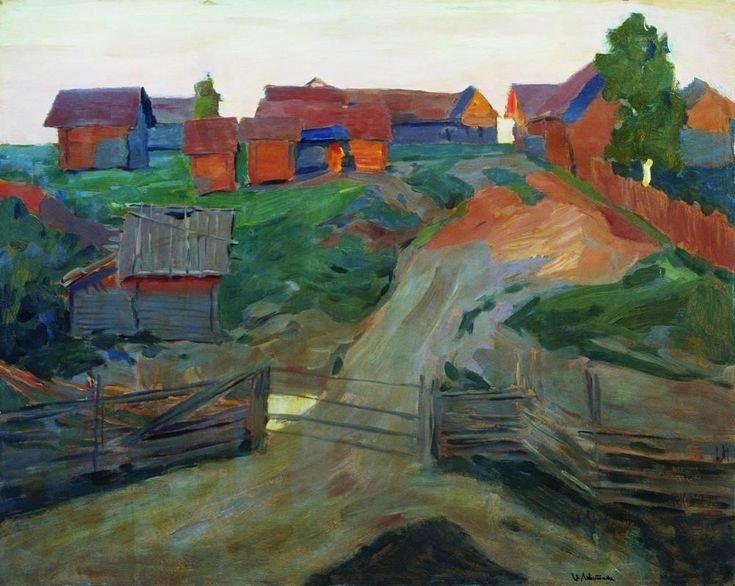 Isaac Levitan.   Art Attack   Pinterest   Search and The o ...