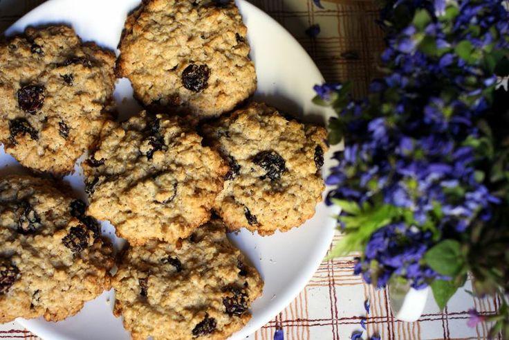 Овсяное печенье от Фиби Буффе