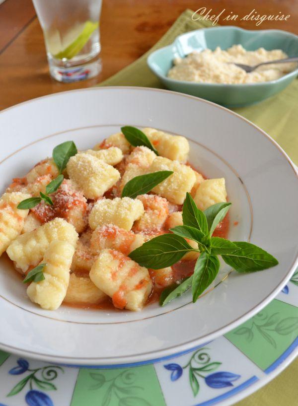 ... Gnocchi Recipe, Food Bloggers, Homemade Gnocchi, Tomatoes Sauces