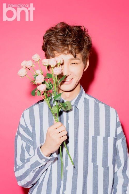 Lee Won Geun - bnt International March 2015