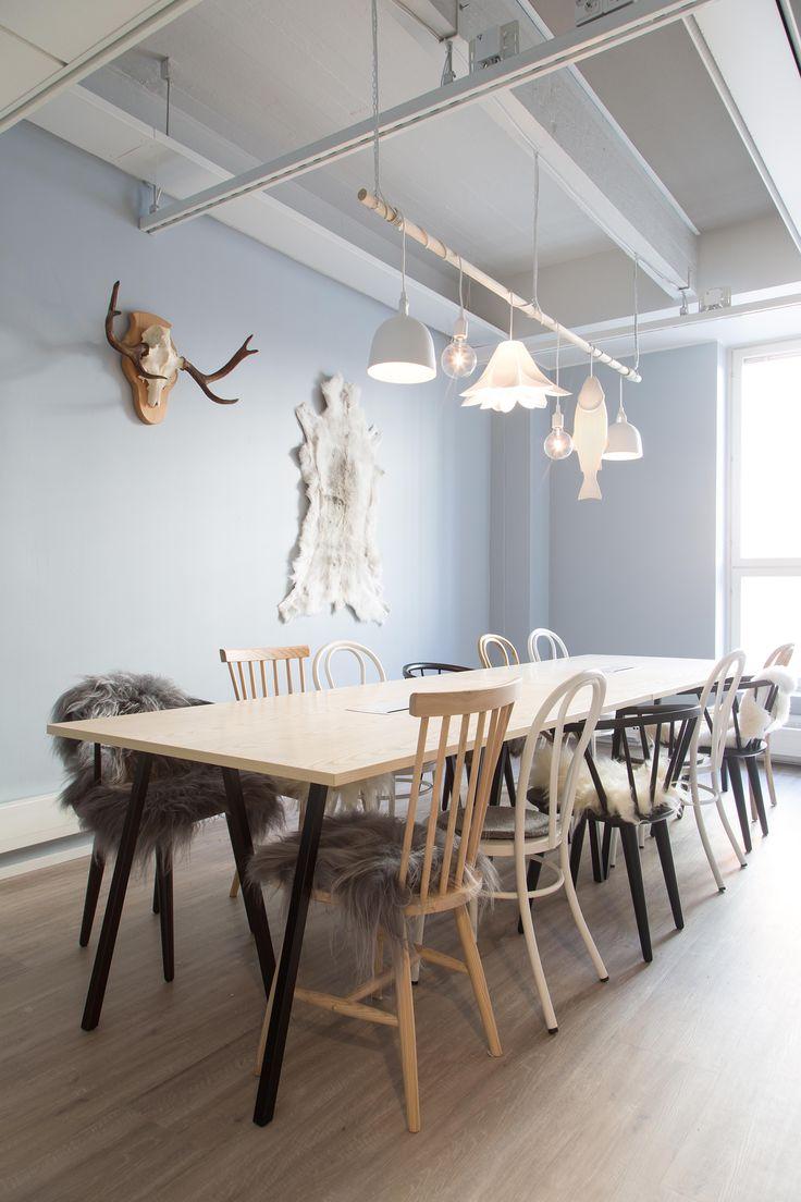 Bonusway office Scandinavian meeting room