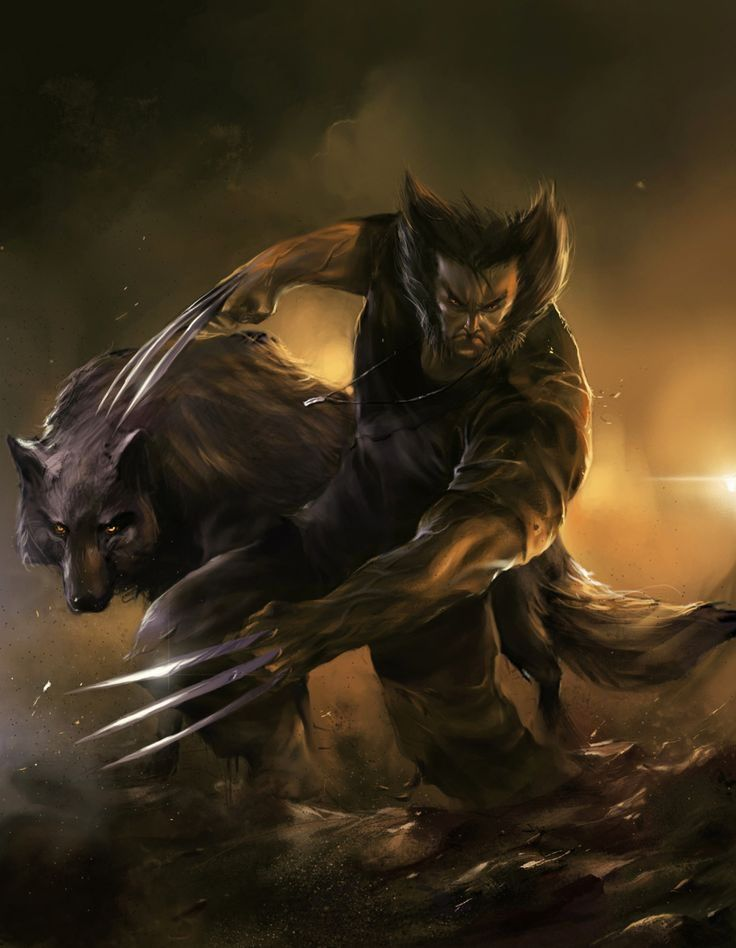 More Awesome Wolverine Art Superheros And Powers And