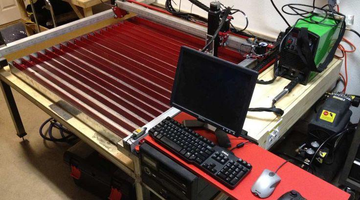 Make: CNC plasma cutter