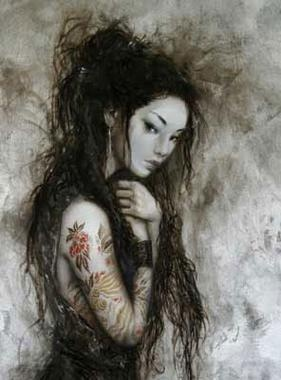 95 best dead moon l royo images on pinterest for Tattoo donne guerriere