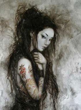 DEAD MOON Luis Royo: Fantasy Art, Fabulous Art Illustrations, Dark Fantasy, Martial Art, Moon Luisroyo, Luis Royo Romulo, Beautiful Art, Frac Luisroyo, Dead Moon