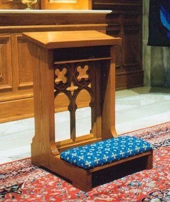 55 Best Kneeling Prayer Altars Images On Pinterest