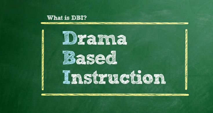 Drama-Based Instruction - a good resource for teaching drama but also for integrating the dramatic arts with other curriculum areas.