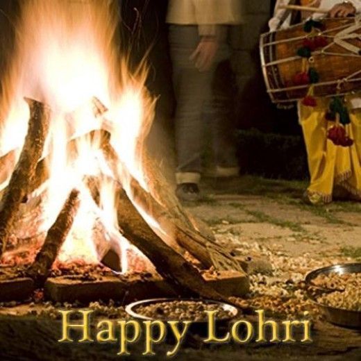 Lohri the Bonfire Festival Of Punjab
