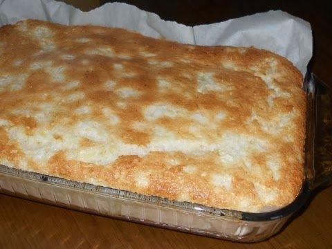 Qu'est-ce qu'on mange?: Gâteau ananas des anges