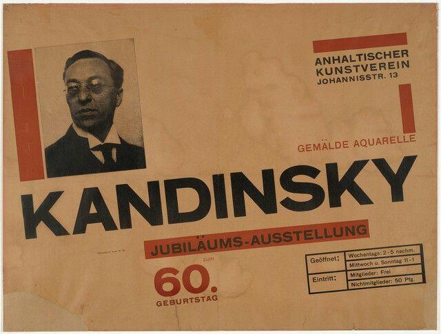 Kandinsky zum 60. Geburtstag