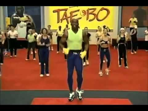 tae bo exercise to lose weight- tae bo workout basic - YouTube