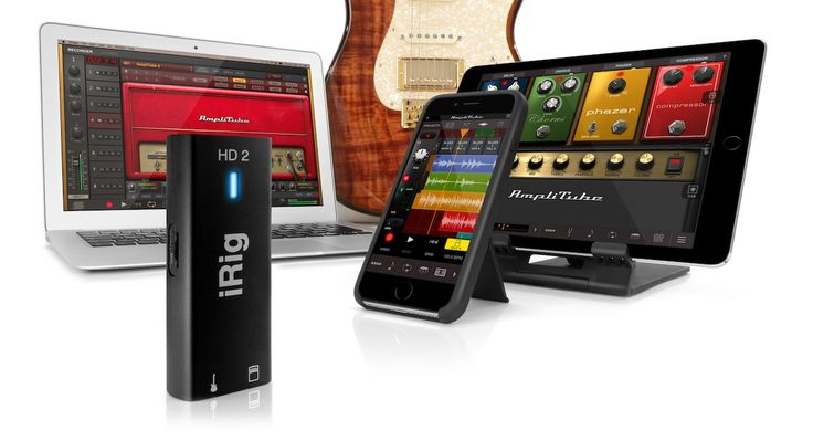 IK Multimedia, the pioneer and leader of the mobile music revolution, is pleased to announce iRig HD 2 – the sequel to the best-selling, wildly popular iRig HD digital guitar interface for iP…