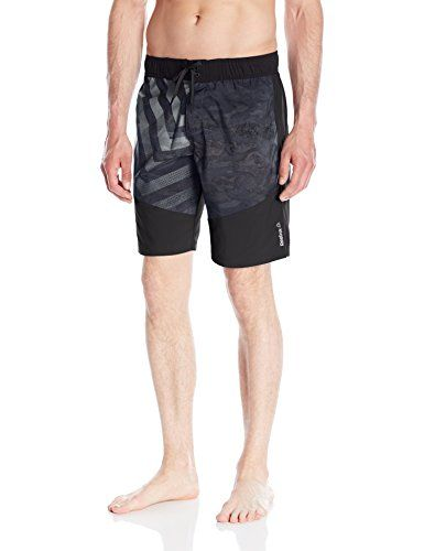 Introducing Reebok Mens Work Out Ready Graphic Board Shorts Black XLarge. Get Your Ladies Products Here and follow us for more updates!