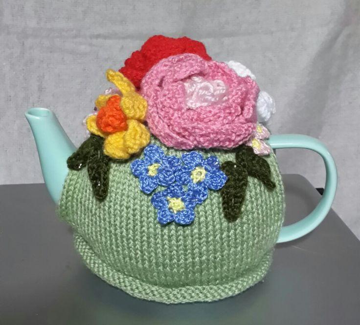 Teas made