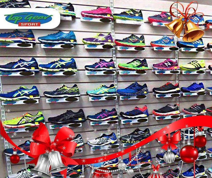 You still have time to do all your last minute shopping. Pop in at #TopGearSport for our huge selection of footwear and sport accessories. #LastMinuteShoppersDay  LikeCommentShare 2 2 Comments