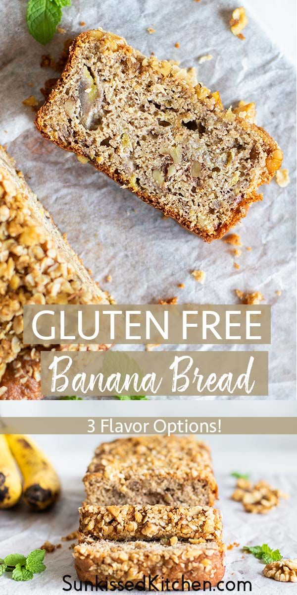 Gluten Free Banana Bread An Easy Almond Flour Gluten Free Banana Bread Recipe Thi Gluten Free Banana Bread Best Gluten Free Banana Bread Recipe Banana Bread