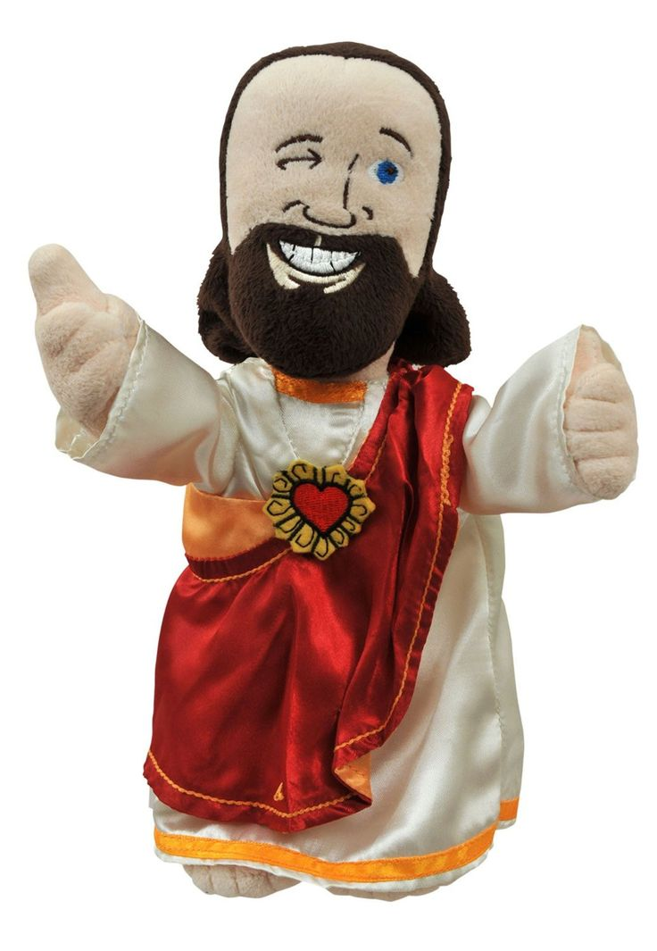 "View Askew 8"" Buddy Christ Plush Doll"