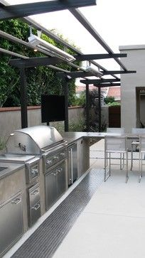 Landscape Outdoor Bbq Design, Pictures, Remodel, Decor and Ideas - page 5