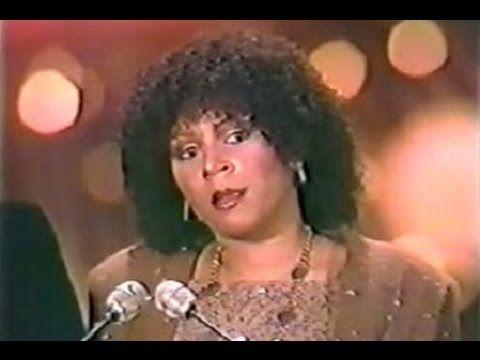 MINNIE RIPERTON at 1979 Grammy Awards