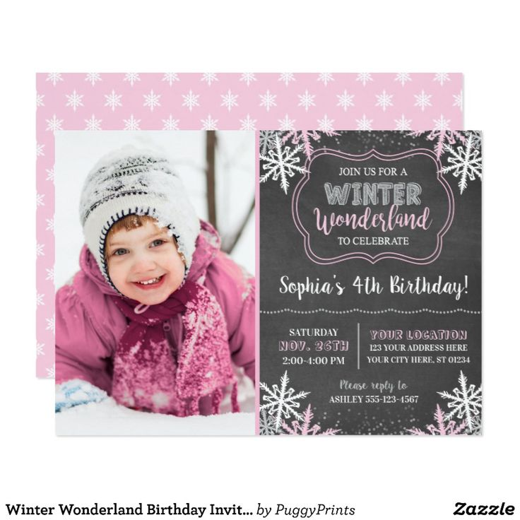 57 best Winter Wonderland Birthday Party images on Pinterest ...