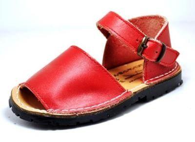 Alvarcas sandales espagnoles