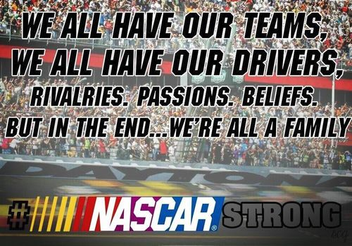 NASCAR racing baby !                                                                                                                                                                                 More