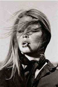 Brigitte Bardot door Terry O'Neill