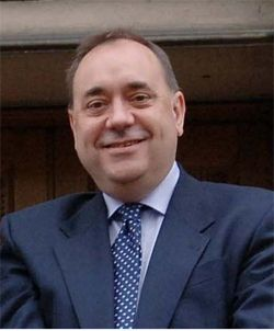 Alex Salmond: Stonewall wrong to call Cardinal O'Brien a 'bigot'